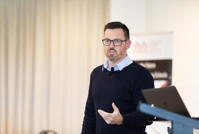 Tim Speaking ABSA 2019